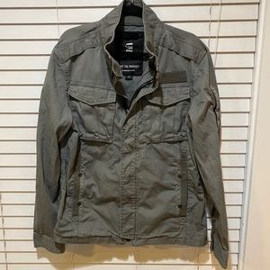 G Star Raw Military Jacket - Size L